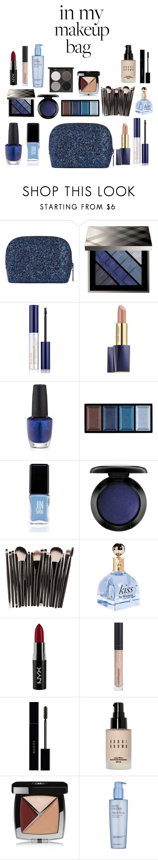 """IN MY MAKEUP BAG"" by intan708s liked on Polyvore"