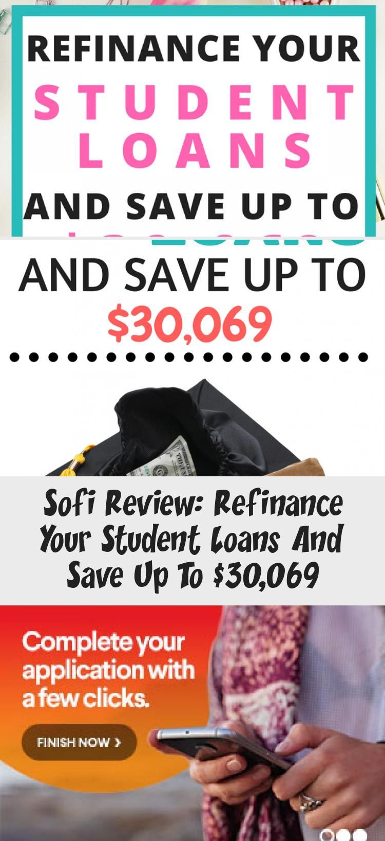 Sofi Review Refinance Your Student Loans And Save Up To 30 069 Student Loans Student Credit Score