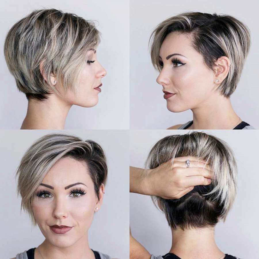 Chloe Brown Short Hairstyles - 13 | Long pixie hairstyles, Longer pixie  haircut, Hair styles