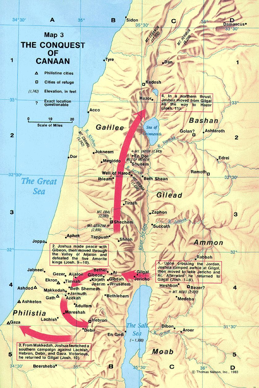 Map Of Ancient Near East During Uzziah S on