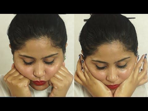how to get attractive beautiful cheekbones with easy face