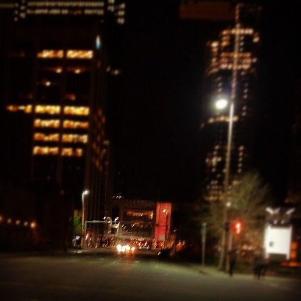 """Parked car, this night sky. Makes city shine like diamonds."" #Urbandub #calgary #instagood #photooftheday # - @throughtheselens- #webstagram"