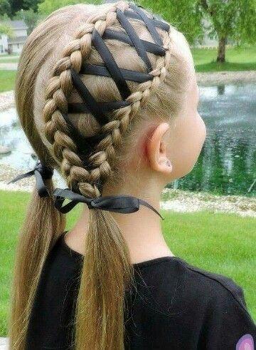 15 coiffures d\u0027Halloween pour petites filles repérées sur