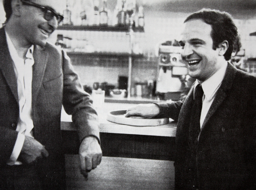Godard vs. Truffaut and the making of 'Day for Night' http://bit.ly/1LnnOaQ