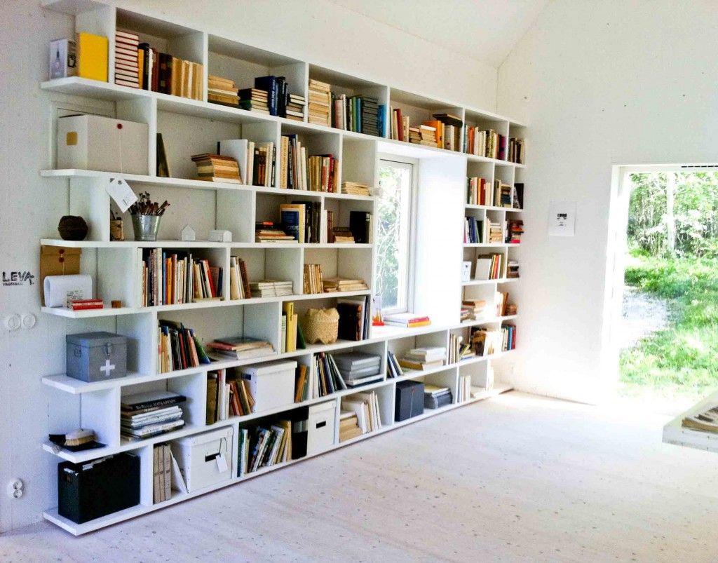 Darling Things Platsbyggd bokhylla inredning Pinterest Vardagsrum, Inredning och För hemmet