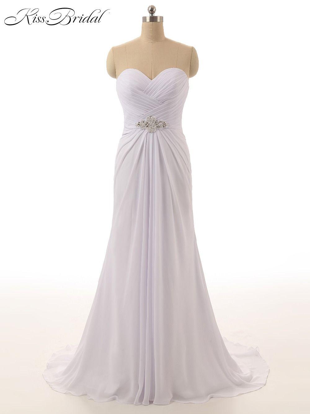 Click to Buy << Vintage Mermaid Princess Wedding Dresses 2017 ...
