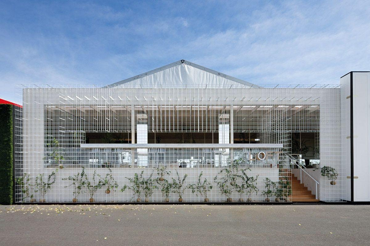 Melbourne Cup Carnival marquees | ArchitectureAU & Melbourne Cup Carnival marquees | ArchitectureAU | Architecture ...