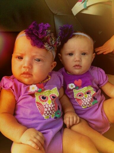 My little girl  cora an riley