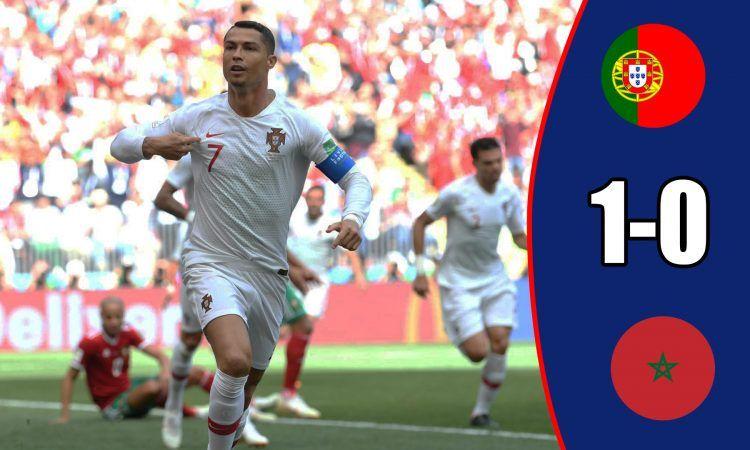 Portugal Vs Morocco Highlights Full Match Fifa World Cup Sapsara Fifa World Cup World Cup Full Match
