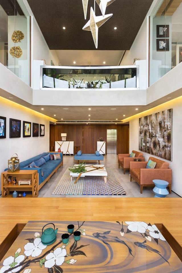 luxurious Pent House Design Penthouse Luxury Interiors
