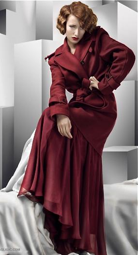 Tamara de Lempicka by Photographer Marijana Gligic