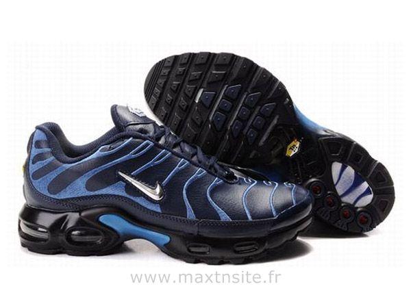 Chaussures de Nike Air Max Tn Requin Homme Bleu foncé Tn Requin Nike Pas  Cher