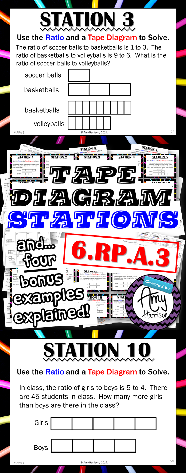 Tape diagram explained all kind of wiring diagrams 6 rp a 3 tape diagram stations math for sixth grade pinterest rh pinterest com tape diagram examples 3rd grade tape diagram examples 6th grade ccuart Gallery