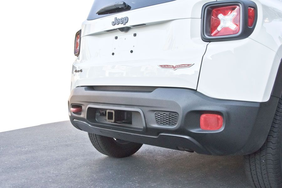 Trailer Hitch Retrofit Kit For Jeep Renegade
