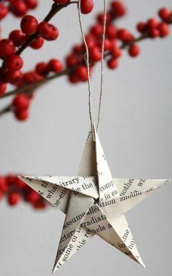 55 easy homemade christmas ornaments to diy homemadeornaments - Easy Homemade Christmas Decorations