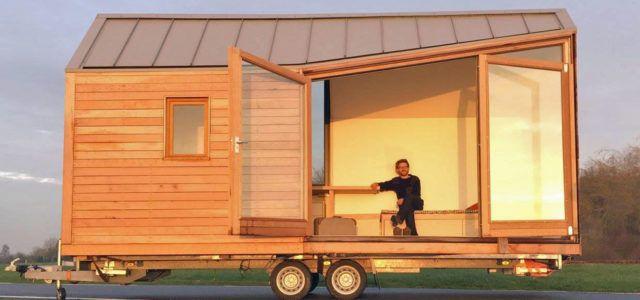 porta palace das tiny house f r gro e ausblicke home. Black Bedroom Furniture Sets. Home Design Ideas