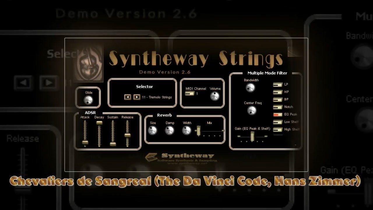 Chevaliers de Sangreal (The Da Vi… | Synthphonica Virtual