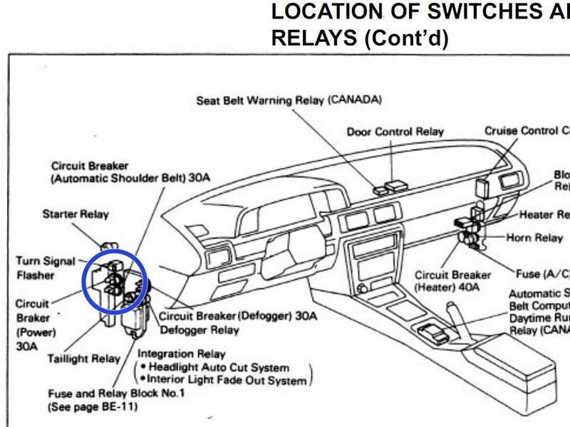 How to Repair Toyota Camry Driver's Side Windows, Seat