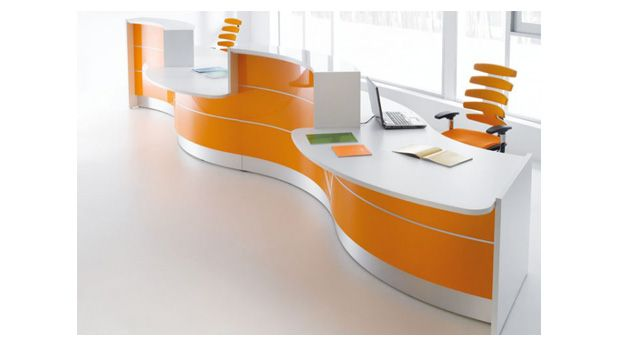 Bueromoebel #Empfangsbereich #Büromöbel #design #office #büro #buero ...