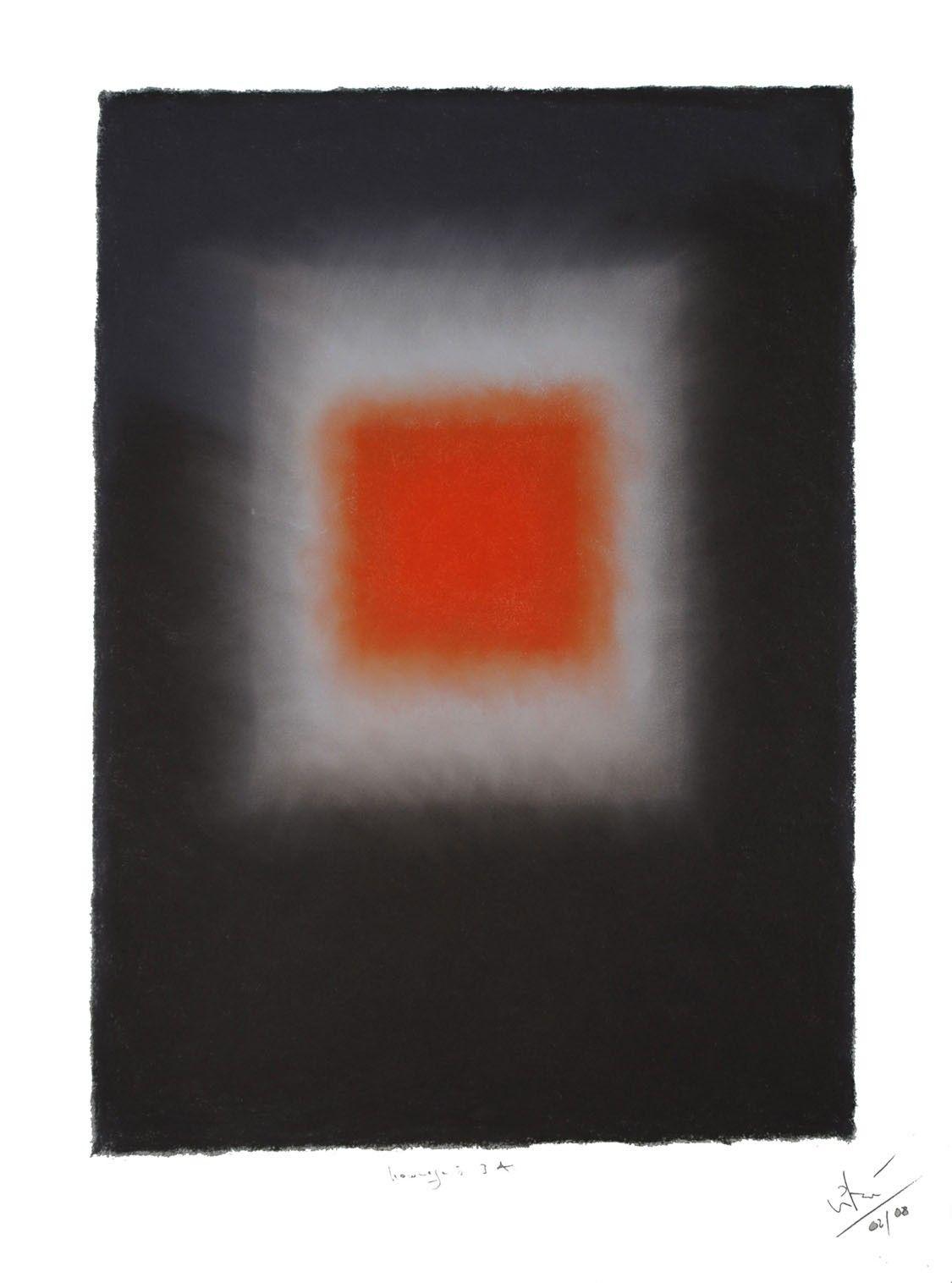 FOLIO 90 ORANGE DRESS - AW13 - Collections - Art on Fashion - Tomas Nittner