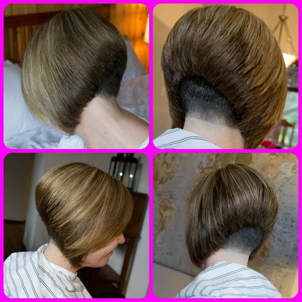 Groovy What Ever Happened To Mrs Coolbob Hair Super Short Napes Hairstyle Inspiration Daily Dogsangcom
