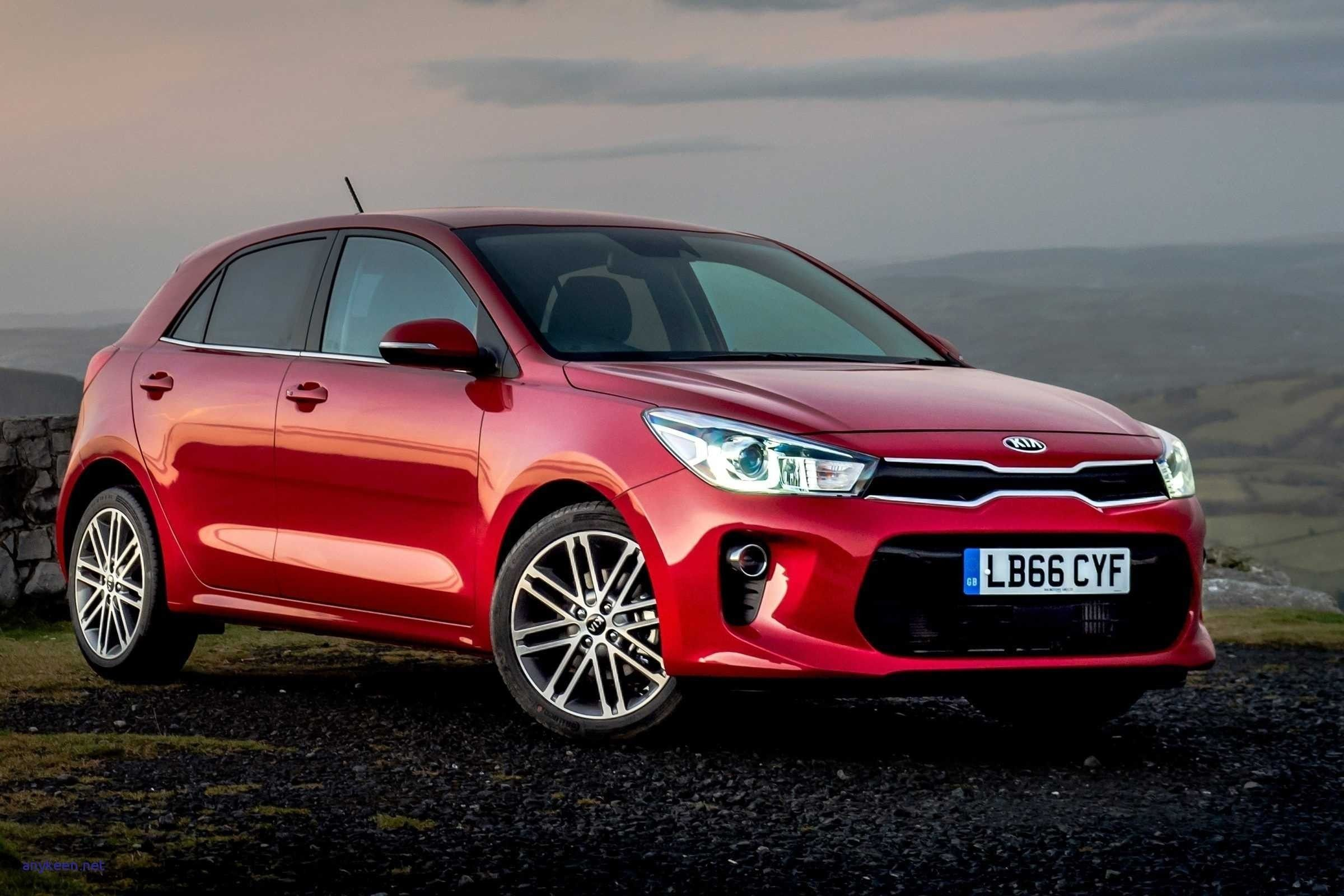 2019 Kia Rio New Release Car Gallery