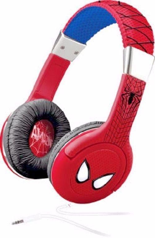 Red kids earphones - apple earphones wired