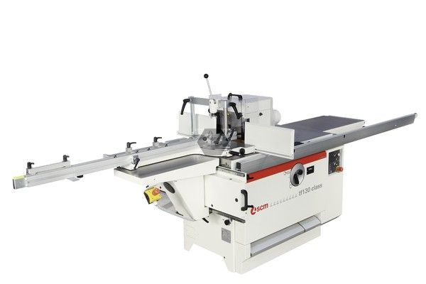 Scm Tf130 Class Spindle Moulder At Scott Sargeant Woodworking