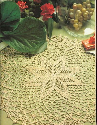 Magic crochet № 59 - Edivana - Picasa Web Albums