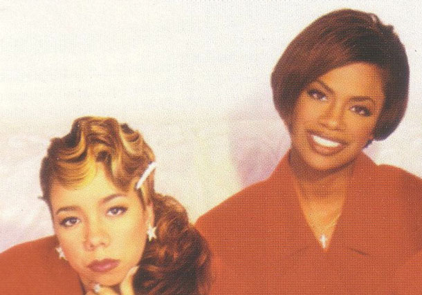 Tiny and Kandi from the old school R group, Xscape ...