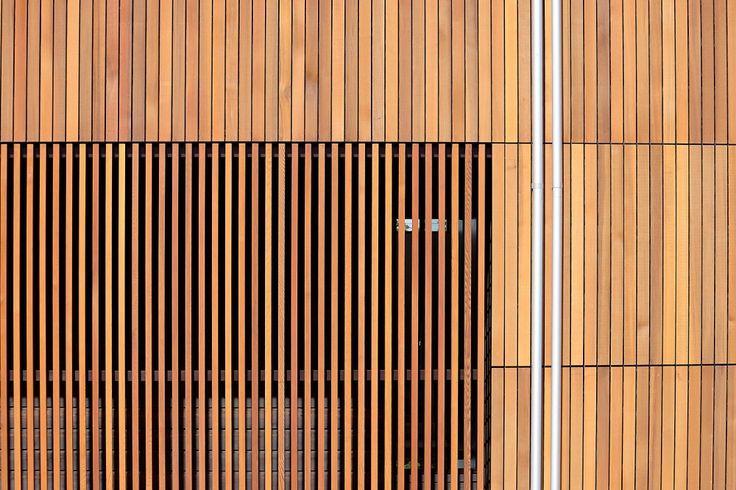 Exterior: Timber Batten Cladding Texture - Google Search