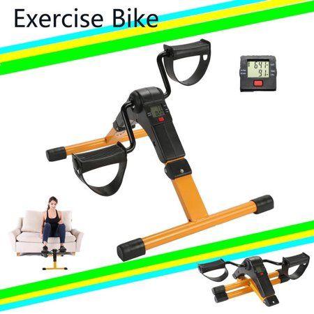 foldable mini floor foot pedal exerciser leg machine under desk rh pinterest com