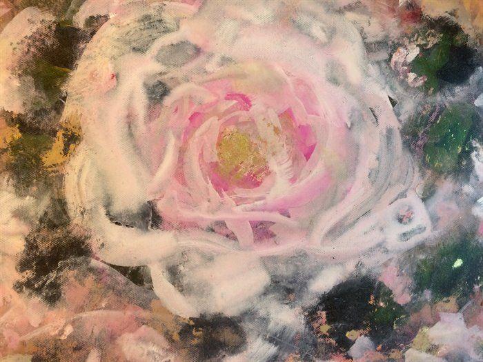 Autumn Roses II by Åse Birkhaug