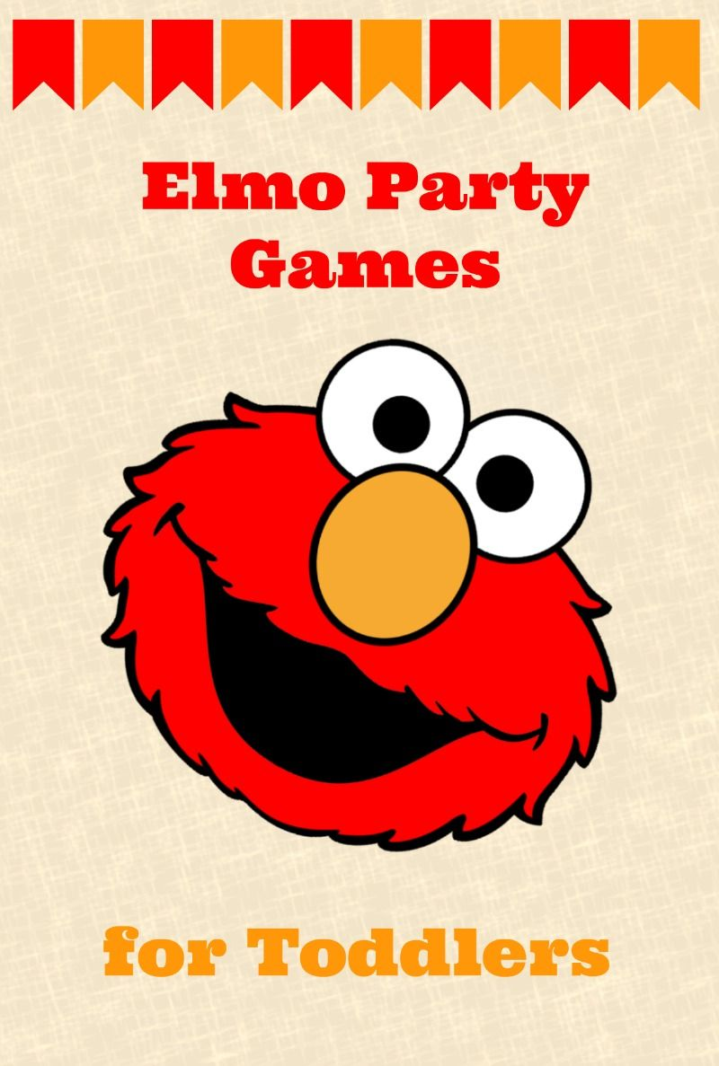 Fun & Educational Elmo Party Games For Toddlers