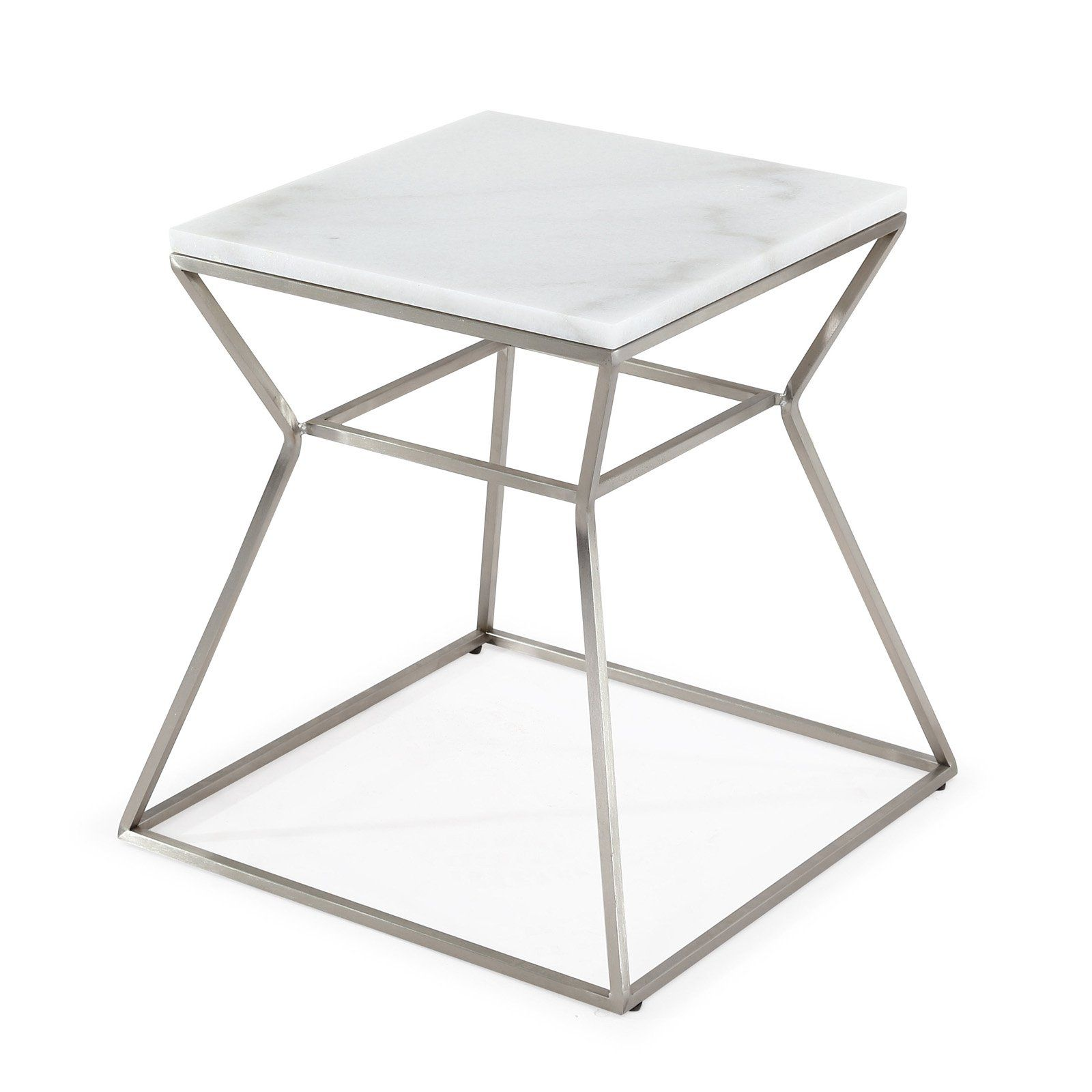 tov furniture zamora marble side table in 2019 products marble rh pinterest com