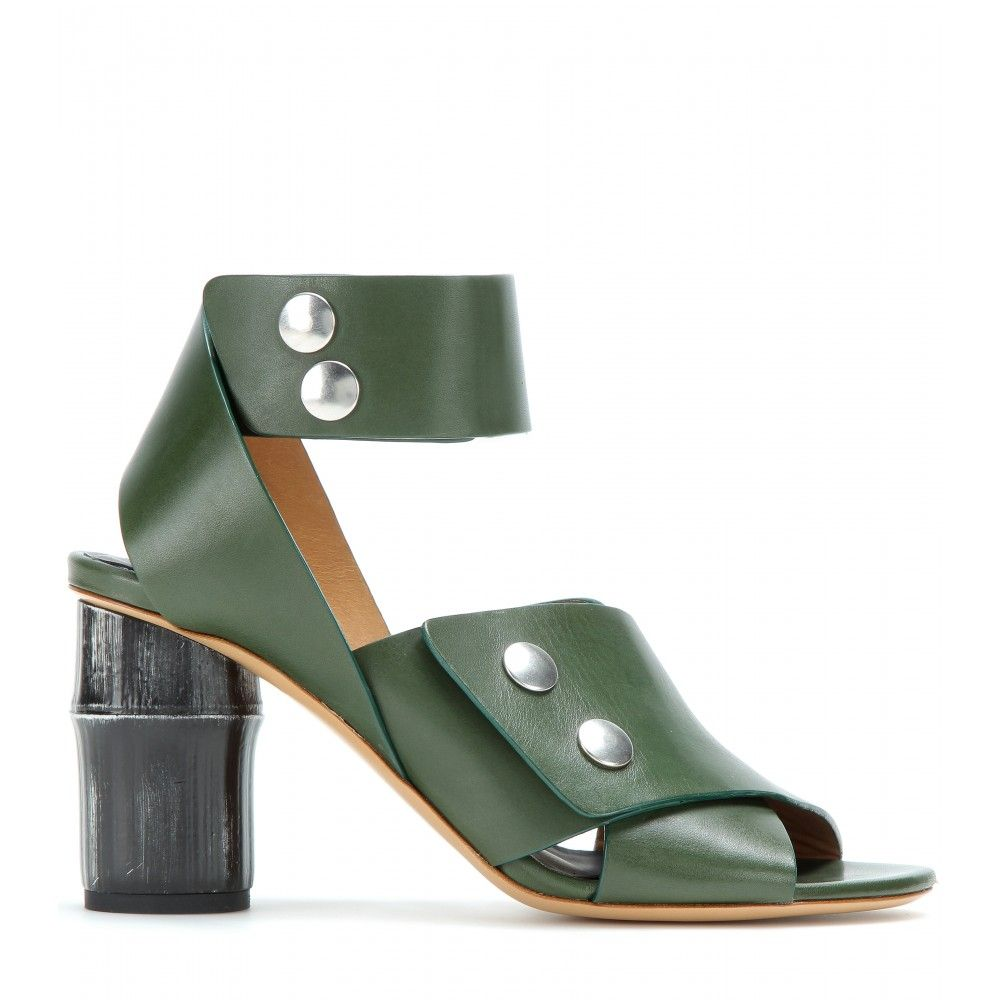 Pica Leather Sandals - 000857 ♦ mytheresa.com