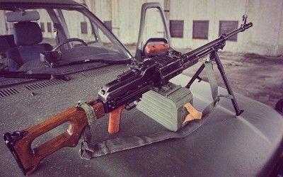 PKT 7 62mm Coax MG   Guns
