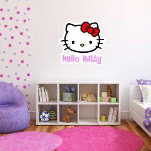 Hello Kitty Wall Decor
