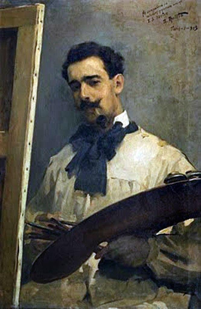 Aurelio arteta bilbao 1879 1940 la pipa en l 39 art - Pintores en bilbao ...