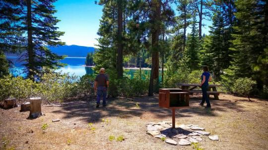 Crescent Lake Campground is located on a hill overlooking beautiful Crescent  Lake in Deschutes National Forest. It offers visitors the opportunity to ...