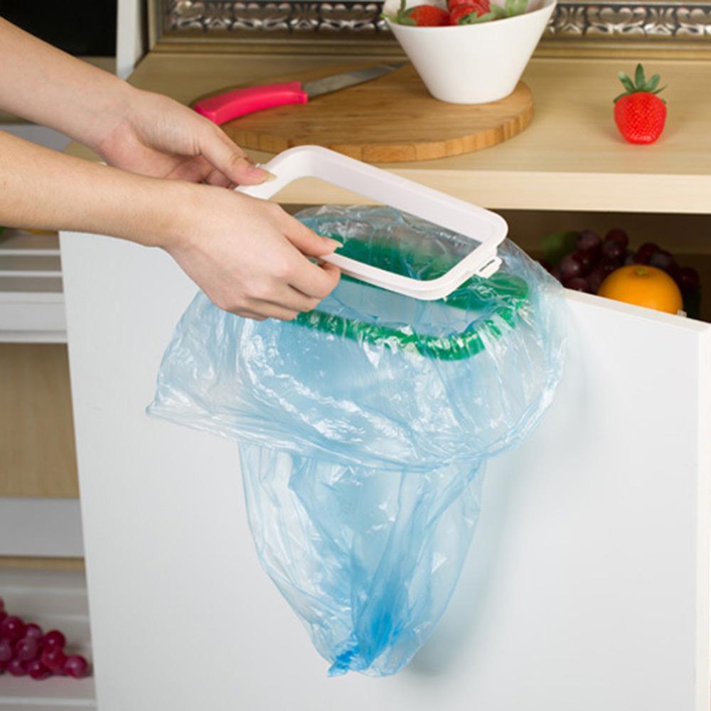 Hanging Trash Bag Holder | Kitchen | Pinterest | Trash bag, 10 ...