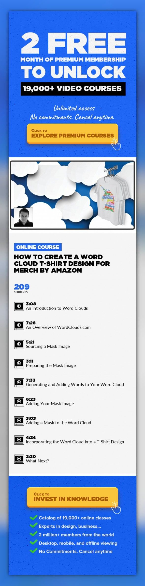 How To Create A Word Cloud T Shirt Design For Merch By Amazon Home