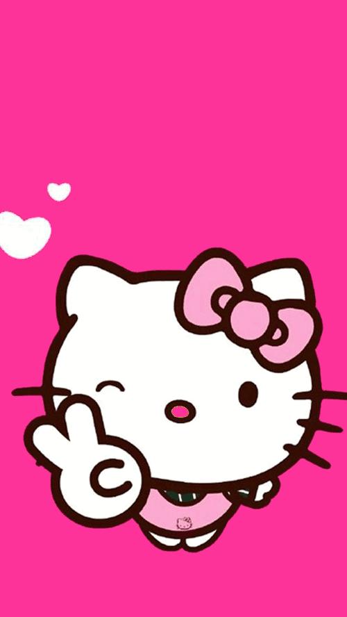 Imagenes De Hello Kitty Rosa Hello Kitty Backgrounds