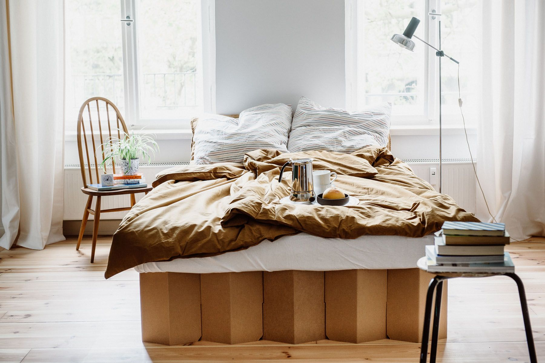 Zuruckhaltendes Highlight Das Bett 2 0 Uberzeugt Durch