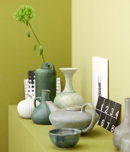 Trendfarbe Grün | Grün - Farbe der Harmonie, Hoffnung und Heilung ...