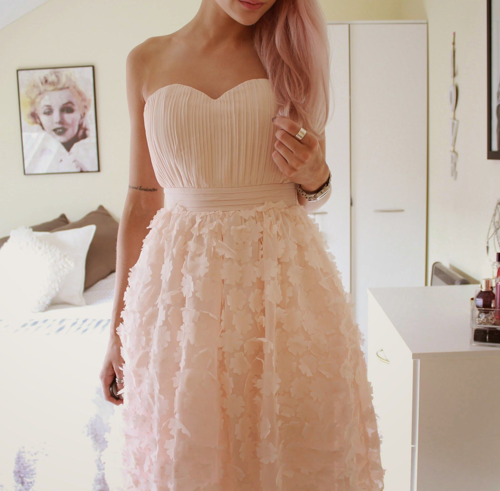 Cutest Prom Dress in the World | Cute Pink Prom Dresses Tumblr The ...