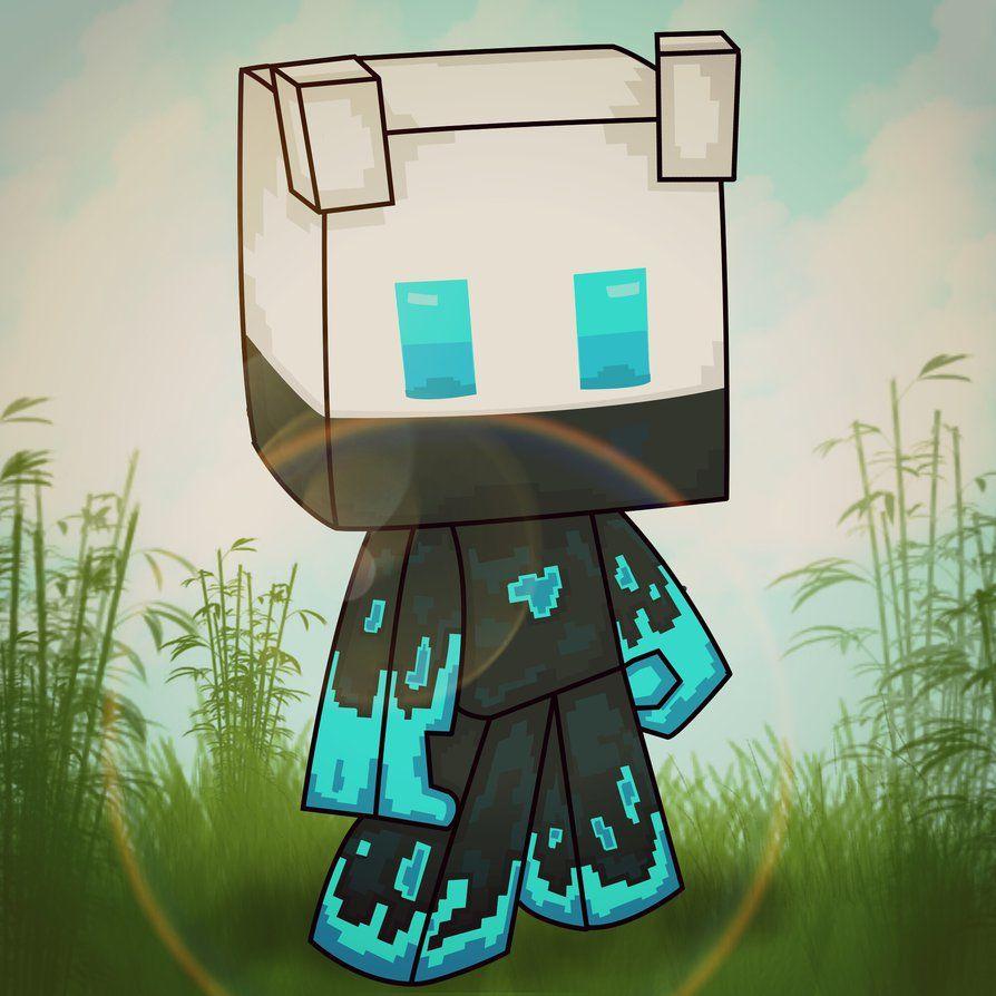 LOGO Minecraft Skin by ArtofLun.deviantart.com on @DeviantArt