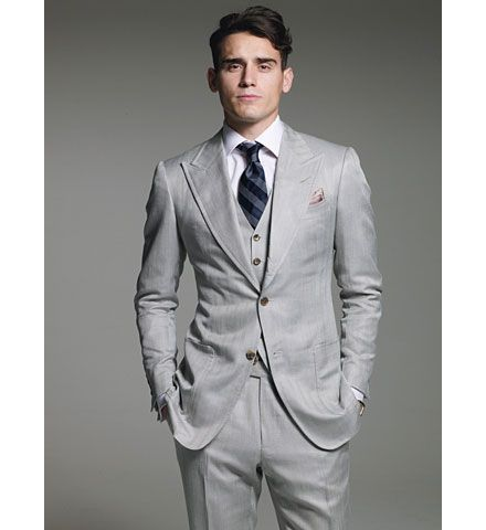 Classic 3 piece suit from - Tom Ford | Men's Clothes | Pinterest ...