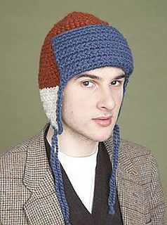 Ravelry: Aaron's Hat Trick #4 (3-color) pattern by Lion Brand Yarn