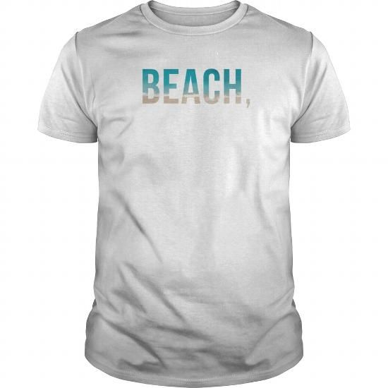 Beach, please Summer Vacation T Shirt